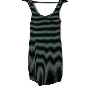 Jack Wills Body Con T shirt Dress 6